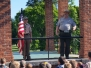 2015 Gettysburg Flag Placement