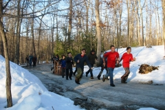 Troop 88 - Sled Race